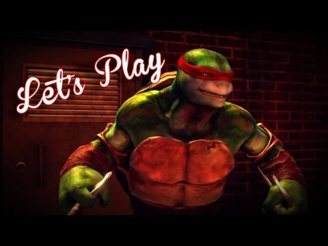 Let's Play - Teenage Mutant Ninja Turtles OOTS