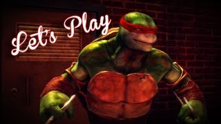 Let's Play – Teenage Mutant Ninja Turtles OOTS