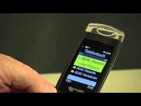 """simvalley MOBILE Klapp-Notruf-Handy """"XL-937"""" mit Garantruf"""