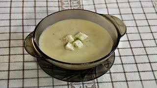 Французский луковый крем-суп   French onion soup