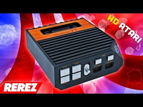 Retron 77 - Atari 2600 Games in HD! - Rerez