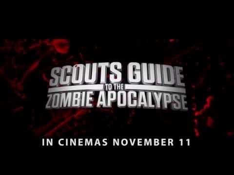 In Cinemas NOVEMBER 11 #ScoutsVsZombies