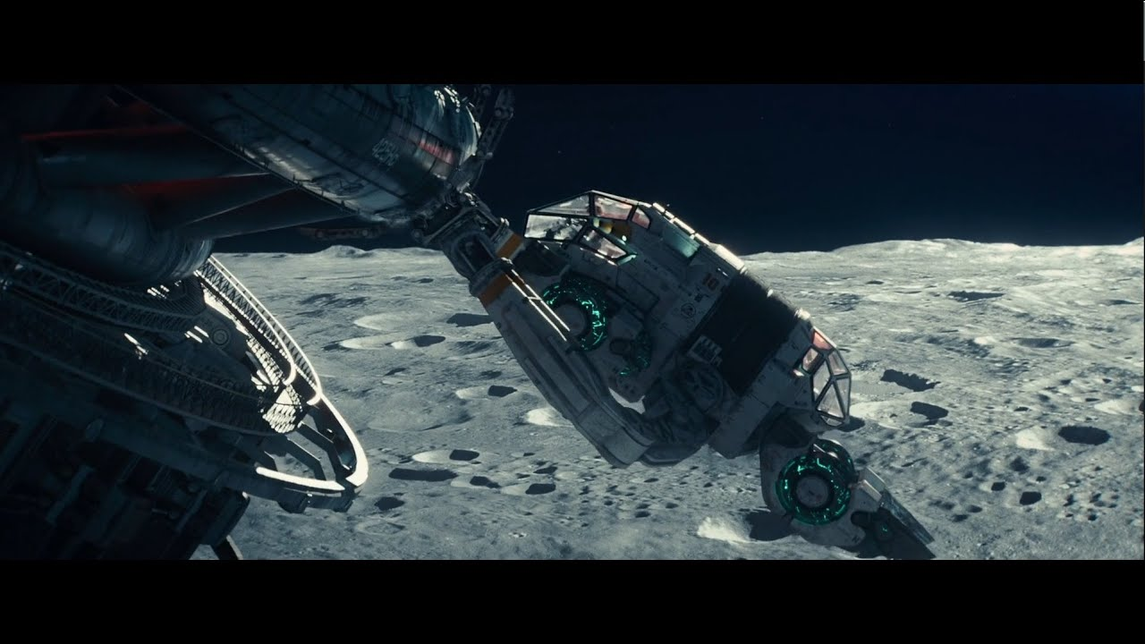 Download Jake Saving Moon Weapon at Space Defense Station | Independence Day Resurgence (2016) | N.Clips