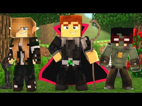 Minecraft Kingdoms - THE ADVENTURE BEGINS! (Minecraft Roleplay)