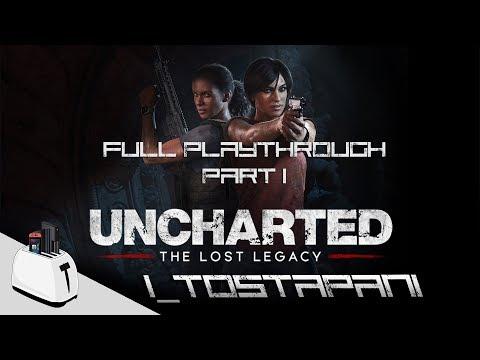 Partiamo all'avventura con Unchy! [Full playthrough #1]