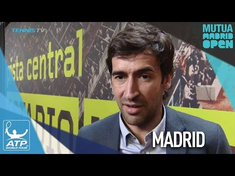 Real Madrid Legend Raúl Picks Rafal Nadal To Win Madrid 2017 Title