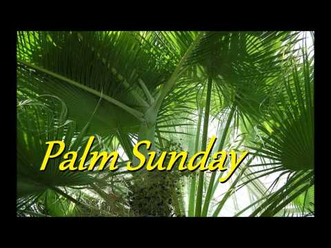 Palm Sunday Service @ The Santa Ana Zoo - March 24, 2013
