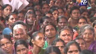Binola Gramam lo Mana ooru Mana MP || Karyakramam lo MP.Kalvakuntla Kavitha||2015