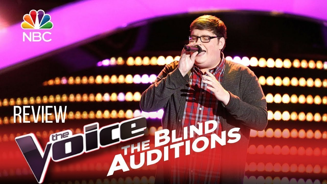 Jordan Smith Chandelier The Voice Blind Audition