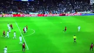 هجمه فان بيرسي الخطره ضد مدريد