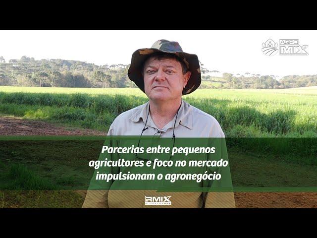 AgroMix: Parcerias entre pequenos agricultores e foco no mercado impulsionam o agronegócio