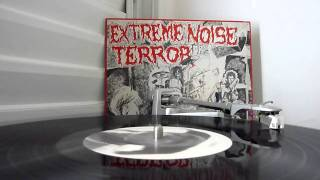 "EXTREME NOISE TERROR - Murder (vinyl version - ""A Holocaust In Your Head"" - 1989)"