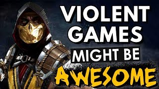 Should You Stop Playing Violent Video Games?
