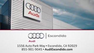Audi escondido 2016 -