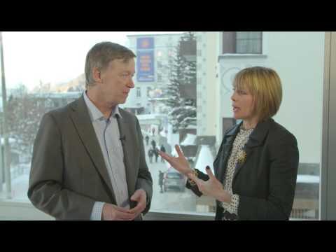 Hub Culture Davos 2017 -  Governor John Hickenlooper of Colorado