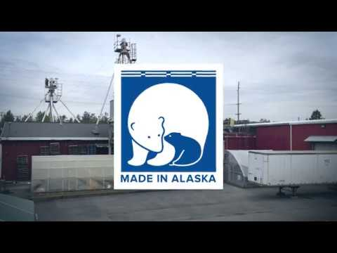 """Made in Alaska"" 2016 Manufacturer of the Year"