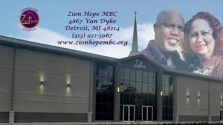 Sunday Morning Worship with Pastor Curtis Grant 5/30/21