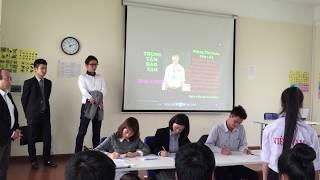 Video Luyện nghe tiếng Nhật - Trung Tâm Đào Tạo HOGAMEX - Xuất Khẩu Lao Động Nhật Bản
