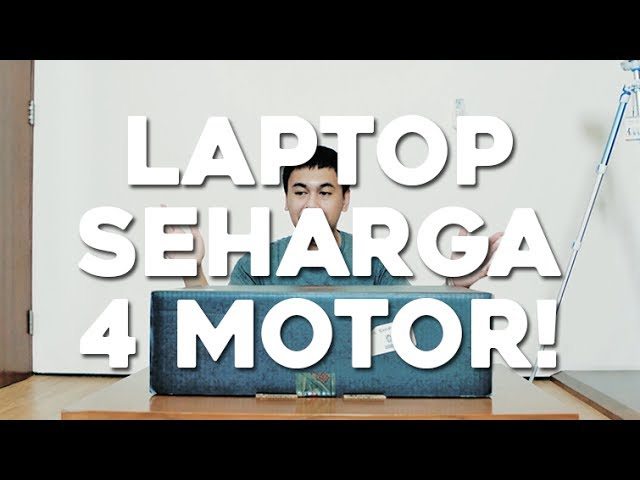 LAPTOP SEHARGA 4 MOTOR