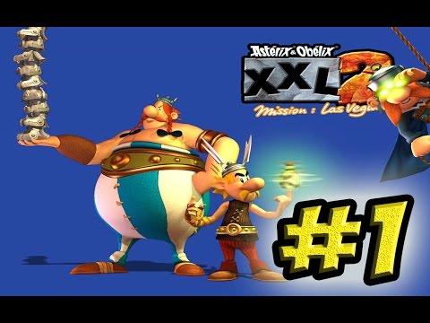 Asterix and Obelix XXL 2 Прохождение