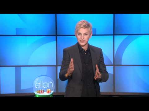 Ellen's Monologue: Parking Nightmares