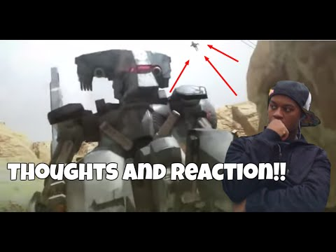 """Download MGSV Launch Trailer Thoughts and Reaction- """"IT'S A GOD DAMN GUNDAM"""""""