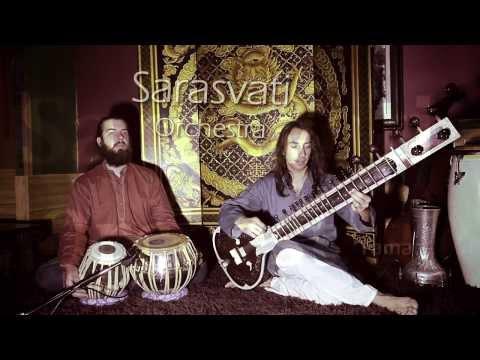 Индийская классическая музыка - проект Sarasvati Orchestra