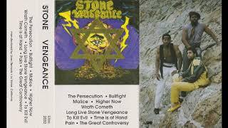 Stone Vengeance - Stone Vengeance (Cassette Rip)