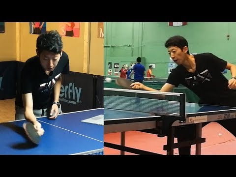 The most comprehensive guide to SHORT TOUCHES --- TOMORROW TABLE TENNIS