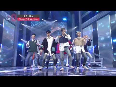 [MIXNINE(믹스나인)] Hug'$ _ Hug(TVXQ(동방신기))(Stage Full Ver.)