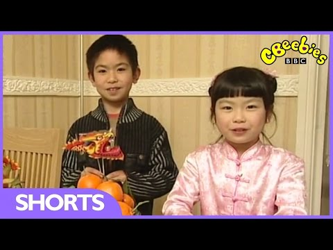 CBeebies: Preparing For Chinese New Year - Let's Celebrate