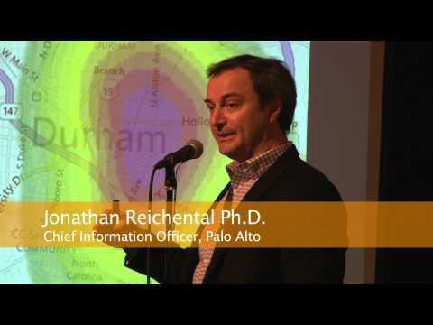 Jonathan Reichental Ph.D. - Open Data ~ Sarah Houghton - Code for Marin ~ MCCMC
