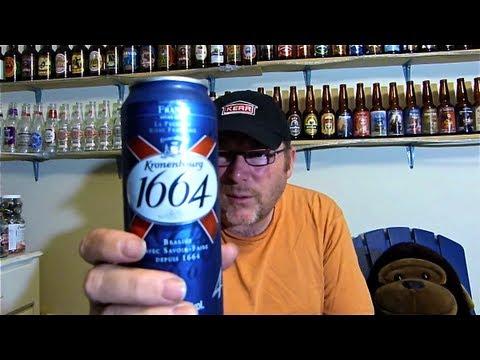 Kronenburg 1664 (Beer Review 199)