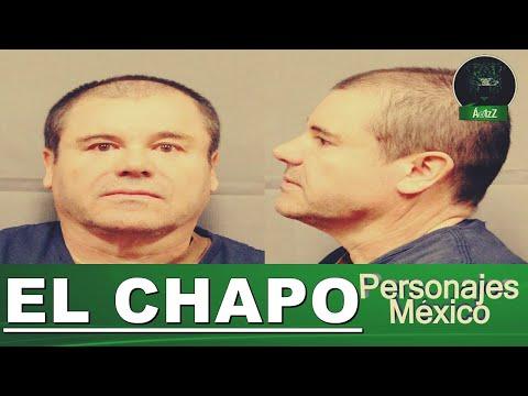 """Mitos y Verdades de """"El Chapo Guzmán"""". La leyenda de Joaquín Guzmán Loera."""