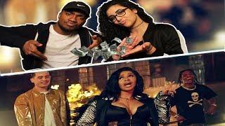 G-Eazy - No Limit REMIX ft. A$AP Rocky, Cardi B, French Montana, Juicy J, Belly motor sport reaction