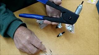 What is a Nutsert Rivnut Tool  & Nutsert Installation Video for Beginners