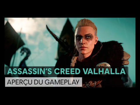 Assassin's Creed Valhalla : Trailer - Aperçu du gameplay [OFFICIEL] VOSTFR
