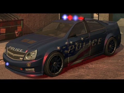 GTA IV Ballad Of Gay Tony: How To Get A Police Uniform (parody)