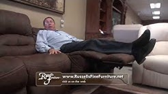 Russell's Fine Furniture - Flexsteel Reclining Sofas - May 2013