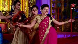 #అగ్నిసాక్షిగా వినాయక మహోత్సవం లో #శాంభవి #StarMaaSerials Maha episode from Today 6 PM to 7 PM