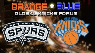 San Antonio Spurs Vs  New York Knicks (11/2/15) Full Game Highlights