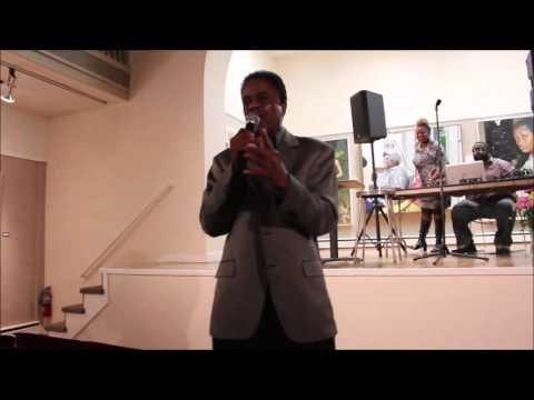 Yaktown Poets Revue: Motown Style: Karaoke Contestant: Karo