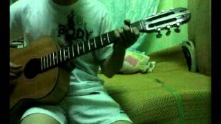 "█▬█ █ ▀█▀ Tutorial/Hướng dẫn ""Happy new year"" on guitar (Easiest Version)"