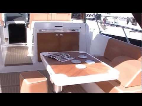 Sealine F42i at Newport Show by Christopher Cooke CPYB United Yacht Sales Treasure Coast Division