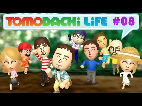 Tomodachi Life :: 08 - Group Photos!