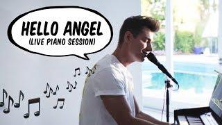 Alex Sparrow - Hello Angel Live Piano Session