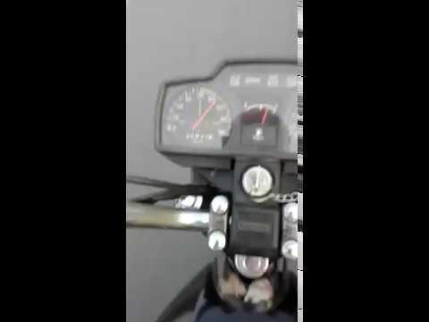 Kawasaki GTO 125 Top Speed