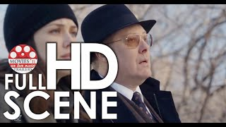 Love wins scene Reddington & Liz Keen Blacklist 6x20 2019 Full HD
