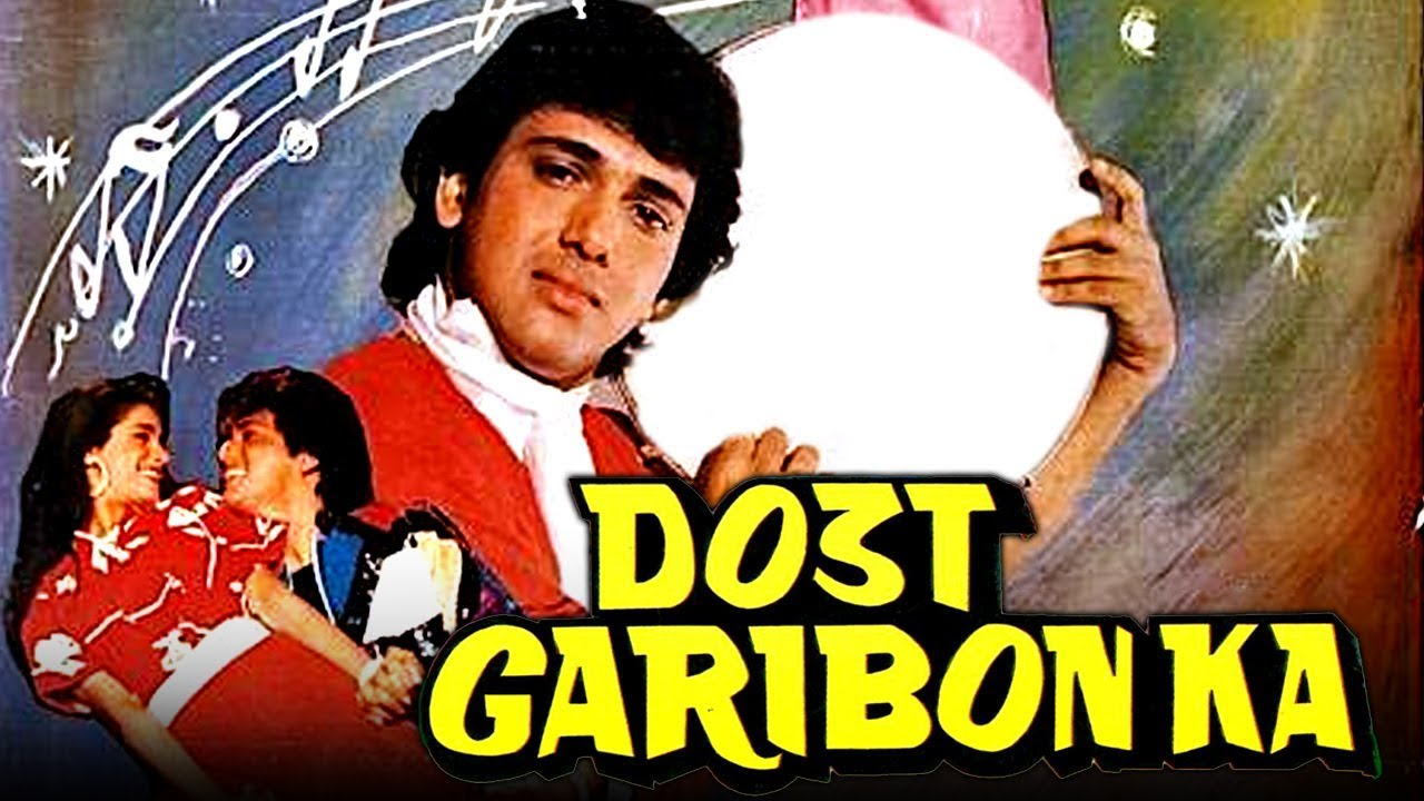 Download Dost Garibon Ka (1989) Full Hindi Movie | Govinda, Neelam, Sumeet Saigal, Raza Murad, Satish Shah