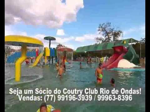 SEJA UM SÓCIO DO COUTRY CLUB RIO DE ONDAS.